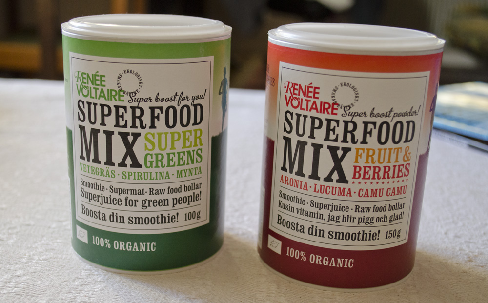 Renée Voltaire Superfood Mix